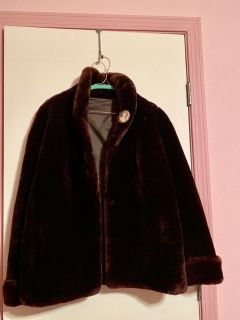 Mouflon Fur Jacket(best rest resin offer)