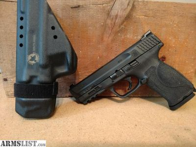 For Sale/Trade: M&p 2.0 full size 9mm