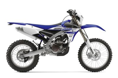 2016 Yamaha WR250F Competition/Off Road Motorcycles San Jose, CA