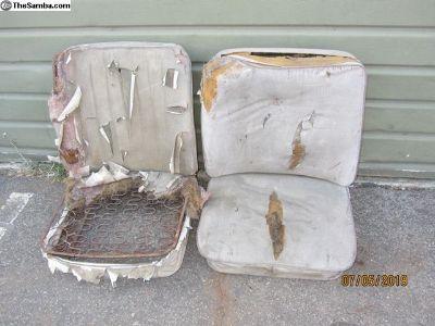bus front seats