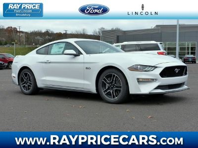 2019 Ford Mustang GT (Oxford White)