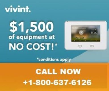 Vivint Smart Home Application to Protect your Home | Call now:-1-800-637-6126 for $0 Activation Char