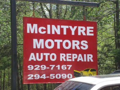 McIntyre Motors, Home of the Car Doctor (ShreveportBlanchard)