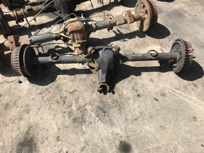 Chevrolet 10 bolt 456 gear