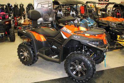 2018 CFMOTO CForce 500 HO EPS Utility ATVs Adams, MA