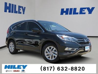 2016 Honda CR-V EX-L (Black)