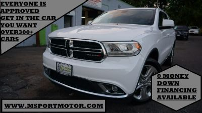 2014 Dodge Durango Limited (Bright White Clearcoat)