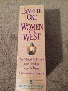Women of the West series