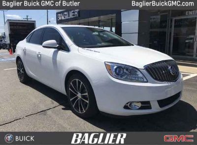 2016 Buick Verano Sport Touring Heated Leather Seats Power Sunroof 18 in Painted