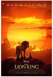 Looking for matinee lion king musical tickets