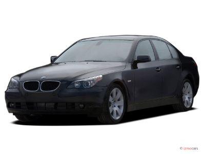 2007 BMW 5-Series 525xi (Green)