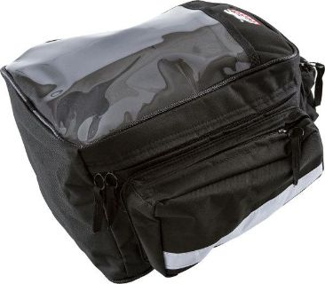 Purchase SNOWMOBILE HANDLEBAR MAP STORAGE LUGGAGE BAG-POLARIS SKI DOO YAMAHA ARCTIC CAT motorcycle in West Bend, Wisconsin, US, for US $36.99