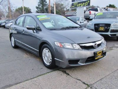 2010 Honda Civic Hybrid 4dr Sedan