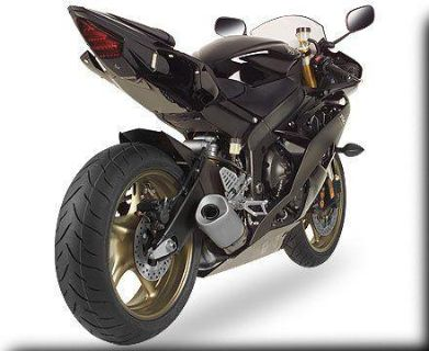 Find Yellow YZFR6 YZF-R6 R6 Yamaha Hotbodies Undertail Fender 08-09-10 motorcycle in Ashton, Illinois, US, for US $189.99