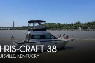 1989 Chris Craft Amerosport Sedan 320