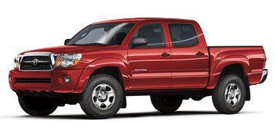 2011 Toyota Tacoma PreRunner V6 (Red)