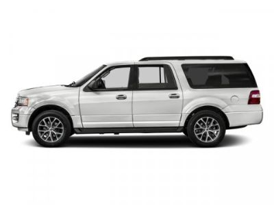 2017 Ford Expedition EL XLT (Oxford White)