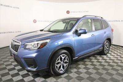 2019 Subaru Forester (Horizon Blue)