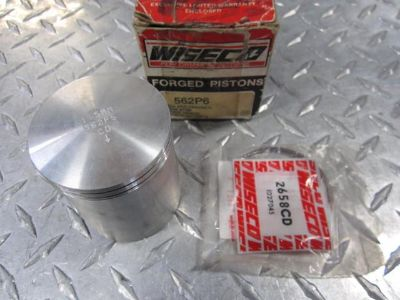 Sell PR Wiseco Piston : 1987-89 Honda TRX250R 562P6 motorcycle in Loma Linda, California, US, for US $99.97