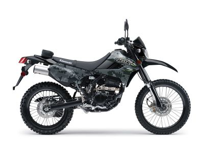 2018 Kawasaki KLX 250 Camo Dual Purpose Motorcycles Jamestown, NY