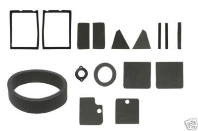 Buy 1965-66 MUSTANG ALL & 67-68 W/O A/C HEATER BOX SEAL KIT motorcycle in Lawrenceville, Georgia, US, for US $19.95