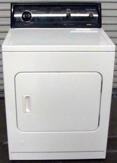 DRYER- KENMORE EXTRA LARGE CAPACITY GAS WITH WARRANTY