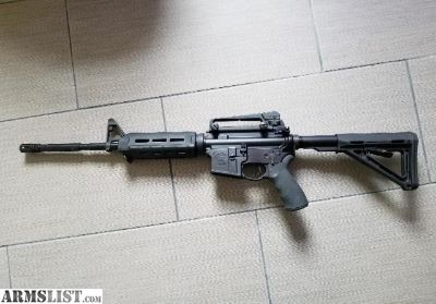 For Sale/Trade: Preban AR-15