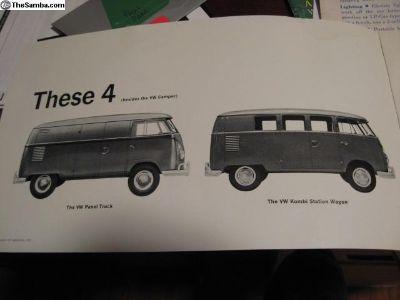 Camper Brochure Campmobile