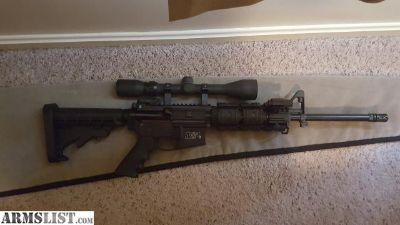 For Sale/Trade: Smith and Wesson M&P 15 Sport II