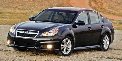 2013 Subaru Legacy 2.5i Premium (Ice Silver Metallic)