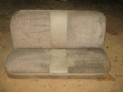 bench seat for 1971 chevy truck