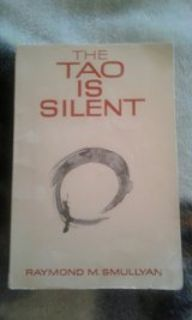 The Tao Is Silent