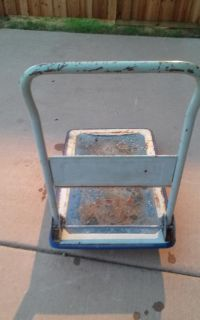 Hand truck Dolly flat 23 * 18 Retail 1:40 take 40 pickup in Wylie