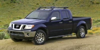 2017 Nissan Frontier SE V6 (Forged Copper)