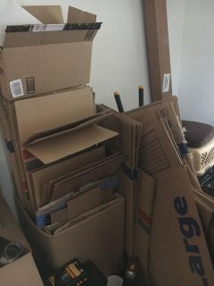 ****MOVING BOXES****