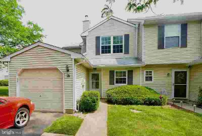 16 Berkshire CT BORDENTOWN Two BR, This end unit townhouse is