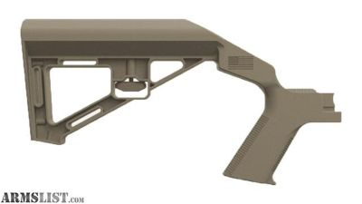 For Sale: NEW SLIDE FIRE BUMPSTOCK AR 15 STOCKS FOR SALE BLACK OR FDE COLOR/$20 SHIP
