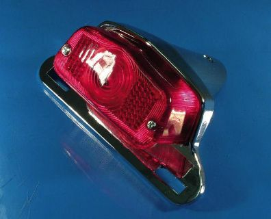 Buy UNIVERSAL TAIL REAR LIGHT MOTORCYCLE FENDER MOUNT BIKE motorcycle in Ashton, Illinois, US, for US $44.99