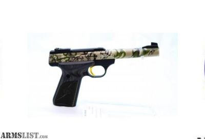 For Sale: Browning Buckmark Camper 22 LR DU