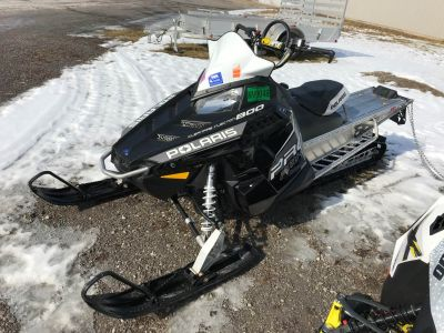 2013 Polaris 800 PRO-RMK 155 Mountain Snowmobiles Hillman, MI
