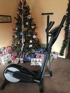 Gold s Gym Elliptical