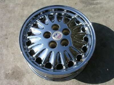 Find 91-97 Buick Regal CHROME WHEEL RIM 4006 motorcycle in Gardena, California, US, for US $69.12
