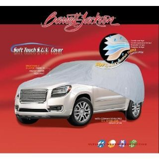 Purchase Barrett Jackson SUV Cover, Size SUV-C 34903 motorcycle in Frostproof, Florida, United States, for US $72.00