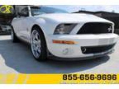 Used 2007 Ford Mustang Shelby GT500 Coupe