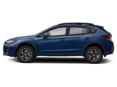 2019 Subaru Crosstrek Premium (Quartz Blue Pearl)