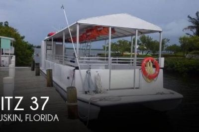 2013 Fitz 37 Custom Passenger Boat