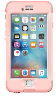 BRAND NEW PINK LIFEPROOF CASE FOR iPhone 6s
