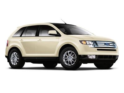 2008 Ford Edge SEL (Orange)