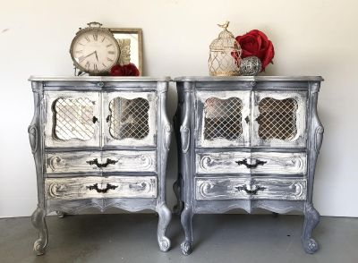 Rare french Provincial Tables