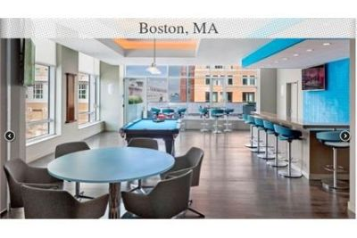 1 bedroom - No Dogs Allowed This rental is a Boston apartment Congress. 1603.
